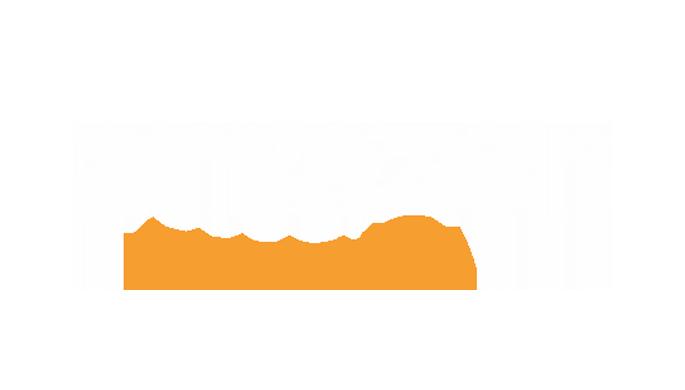 weißes Amazon Logo