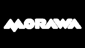 weißes Morawa Logo